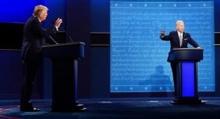 """הקורונה מתפשטת בארה""""ב, לטובת ג'ו ביידן"""