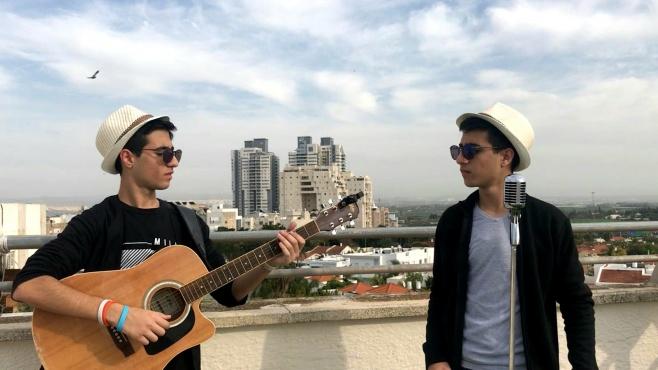 האחים עידו ויניב אליוף בסינגל 'קורונה' חדש
