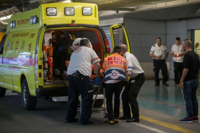בדרך לישיבה: בחור נפצע באורח בינוני