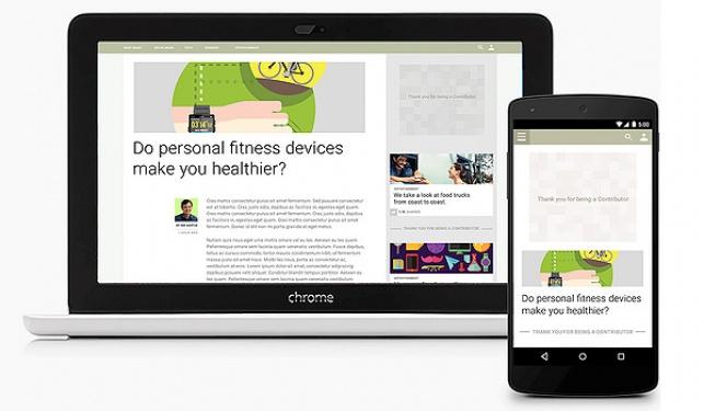 גוגל מציגה: אינטרנט נקי מפרסומות