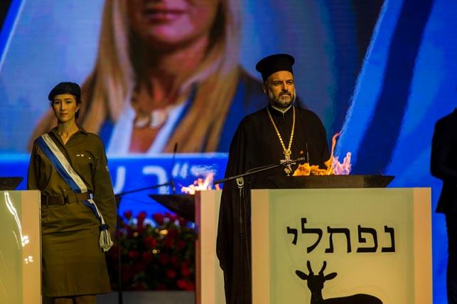 הכומר, הצלב והחרדית - לתפארת מדינת ישראל
