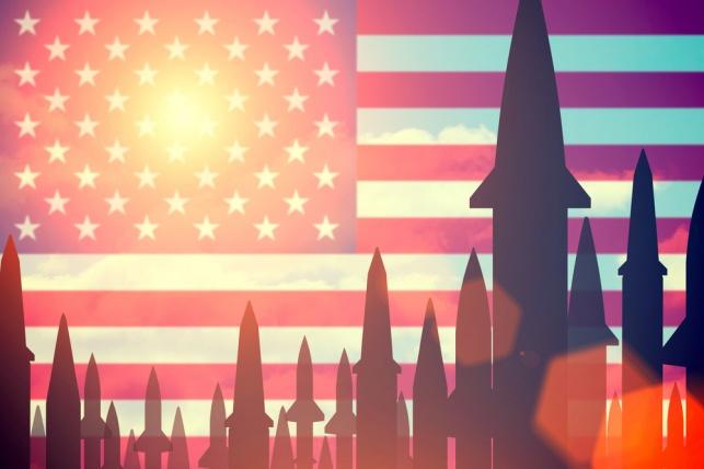 """הנשק הגרעיני של ארה""""ב. הדמיה"""