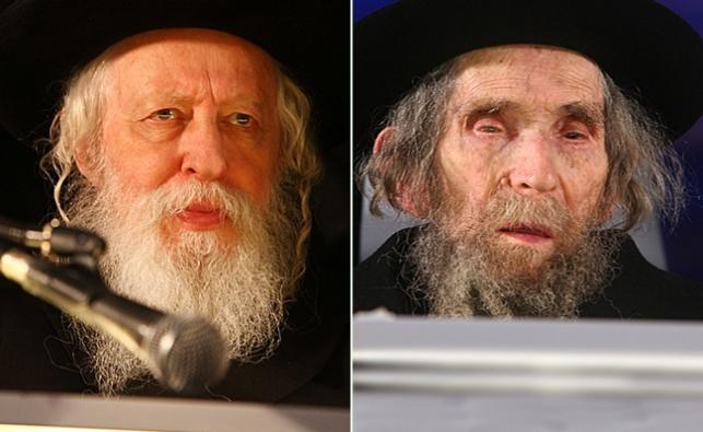 לאחר 10 שנות נתק: הרב שטיינמן בחתונת גור