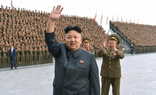 נשיא צפון קוריאה און
