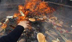 שריפת חמץ. ארכיון