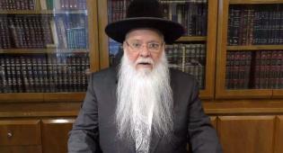 הרב מרדכי מלכא על פרשת בהר-בחוקותי • צפו