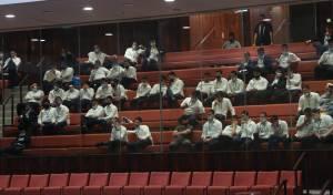 עשרות בחורי ישיבה ביציע הכנסת עוררו דיון