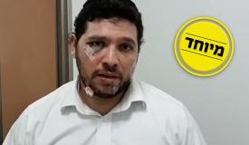 הפצוע מהפיגוע ל'כיכר': כך ניצלתי מהמחבל
