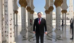 לראשונה: שר החוץ הישראלי - ב'אבו דאבי'