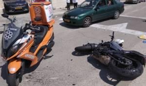 תאונת דרכים (אילוסטרציה)