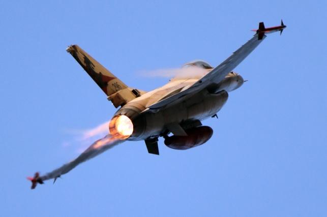 מטוס F-16. אילוסטרציה