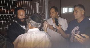 """העימות הערב - מהומה בערד: חסידי גור עוכבו ע""""י המשטרה"""