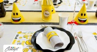 5 סיבות לעצב את שולחן הפורים בסט כלים מוכן
