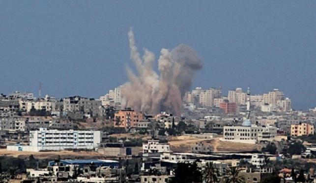 """צה""""ל: חיסלנו חוליית טרור בסוריה"""