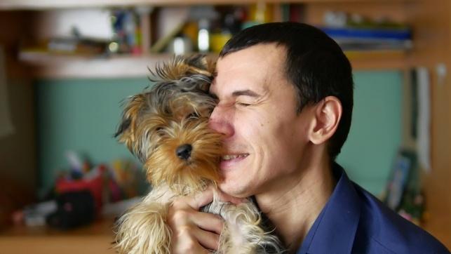 מחקר: אוהבים כלבים יותר מאשר בני אדם