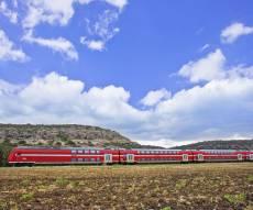 שיא כל הזמנים במספר נסיעות ברכבת נשבר