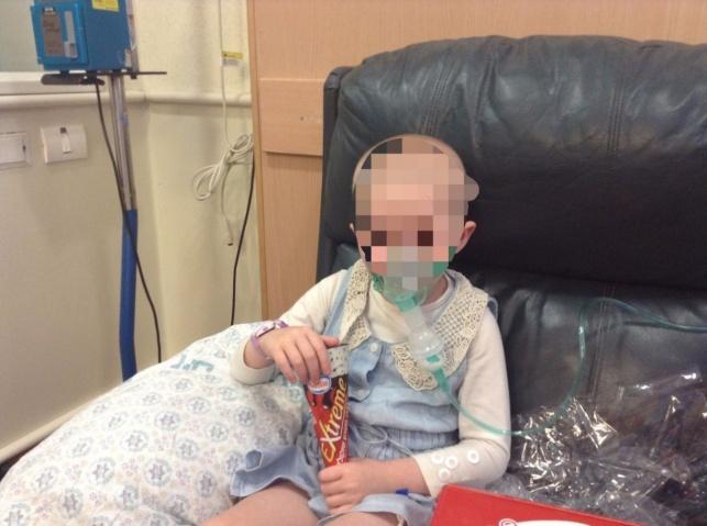 ילד חרדי החולה בסרטן