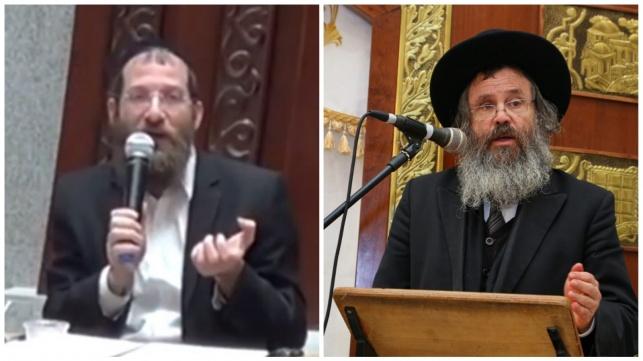 """הרב ענבל והגר""""ד כהן"""
