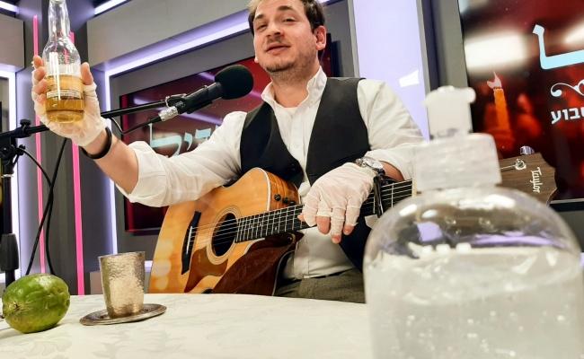 'הבדלה מוזיקלית' עם זלמן שטוב • הצטרפו