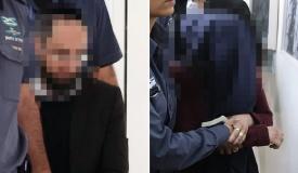 בעל ואשה נעצרו בחשד לרצח בני הזוג כדורי