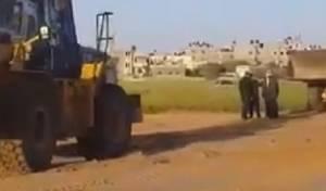 הכשרת השטח בידי חמאס, לצעדה לעבר ישראל