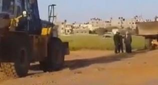 הכשרת השטח בידי חמאס, לצעדה לעבר ישראל - כרוזים פוזרו ברצועת עזה: היזהרו פן תצטערו