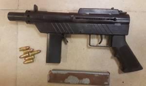 נשק שנתפס