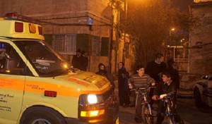 ילד חרדי נפל 3 קומות - ונבלם בעגלת תינוק