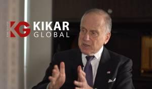 נשיא הקונגרס היהודי - המיליארדר רון לאודר בראיון מיוחד