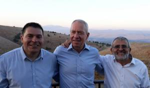 פילוג ב'כולנו': גלנט תומך במועמד 'הליכוד'