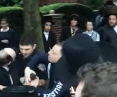 הרשקוביץ ברגע המעצר