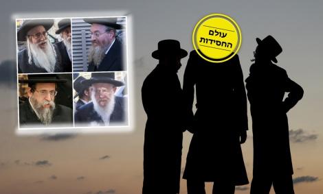 עולם החסידות בארץ ישראל • הפרק השני