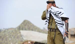 לחן תפילה מרגש של יוסי עלוש לשלום החייילים