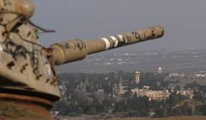 """גבול הצפון: צה""""ל השמיד תותח סורי"""
