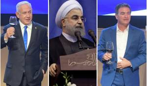 ראש המוסד, נשיא איראן וראש הממשלה