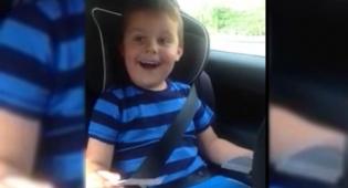 איתן ברומבי בן ה-5 - מקסים: בן 5 מסרב להאמין שיוולד לו אח קטן