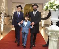 הדואט של האחים - כשאברהם פריד פרגן לדואט של ילדים • צפו