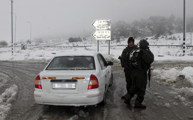 המשטרה: מסוכן לנסוע בכל הארץ