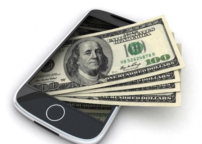 רוצים לקבל 10,000$ מהסמארטפון?