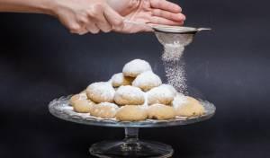 עוגיות סוכר רכות, נימוחות וקלות מאד להכנה
