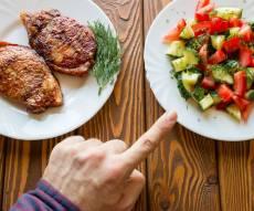מחקר: הוצאת בשר מהתפריט תוביל לירידה מהירה במשקל