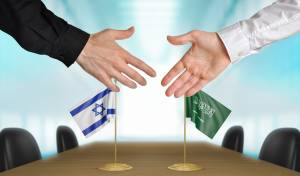 סעודיה וישראל, אילוסטרציה