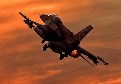 שמי סוריה, הלילה - הותקף בסיס טילי קרקע-אוויר איראני בסוריה