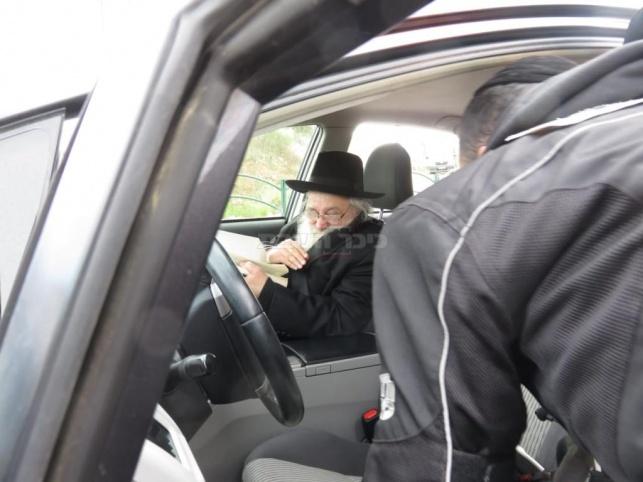 """הגר""""א נבנצל ברכבו, לאחר התאונה"""