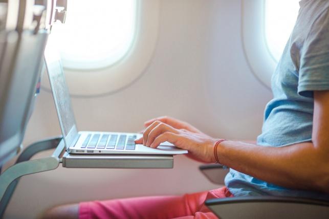 גלישה במטוס