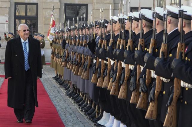 ריבלין בפולין