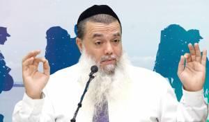הרב יגאל כהן בוורט לפרשת מטות-מסעי • צפו