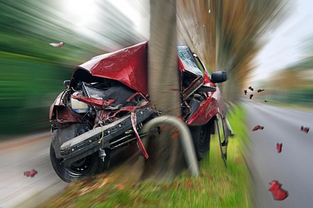 תאונת דרכים. אילוסטרציה
