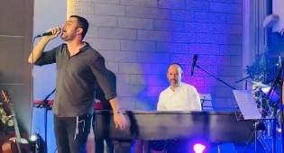 צפו: ישי ריבו ויונתן רזאל בחגיגת יום ירושלים