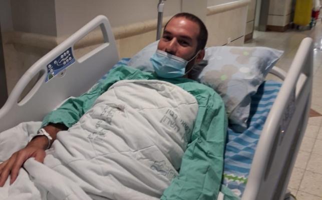 אלטמן בבית החולים